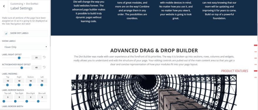 Divi Plugin Highlight – DotNav | Elegant Themes Blog