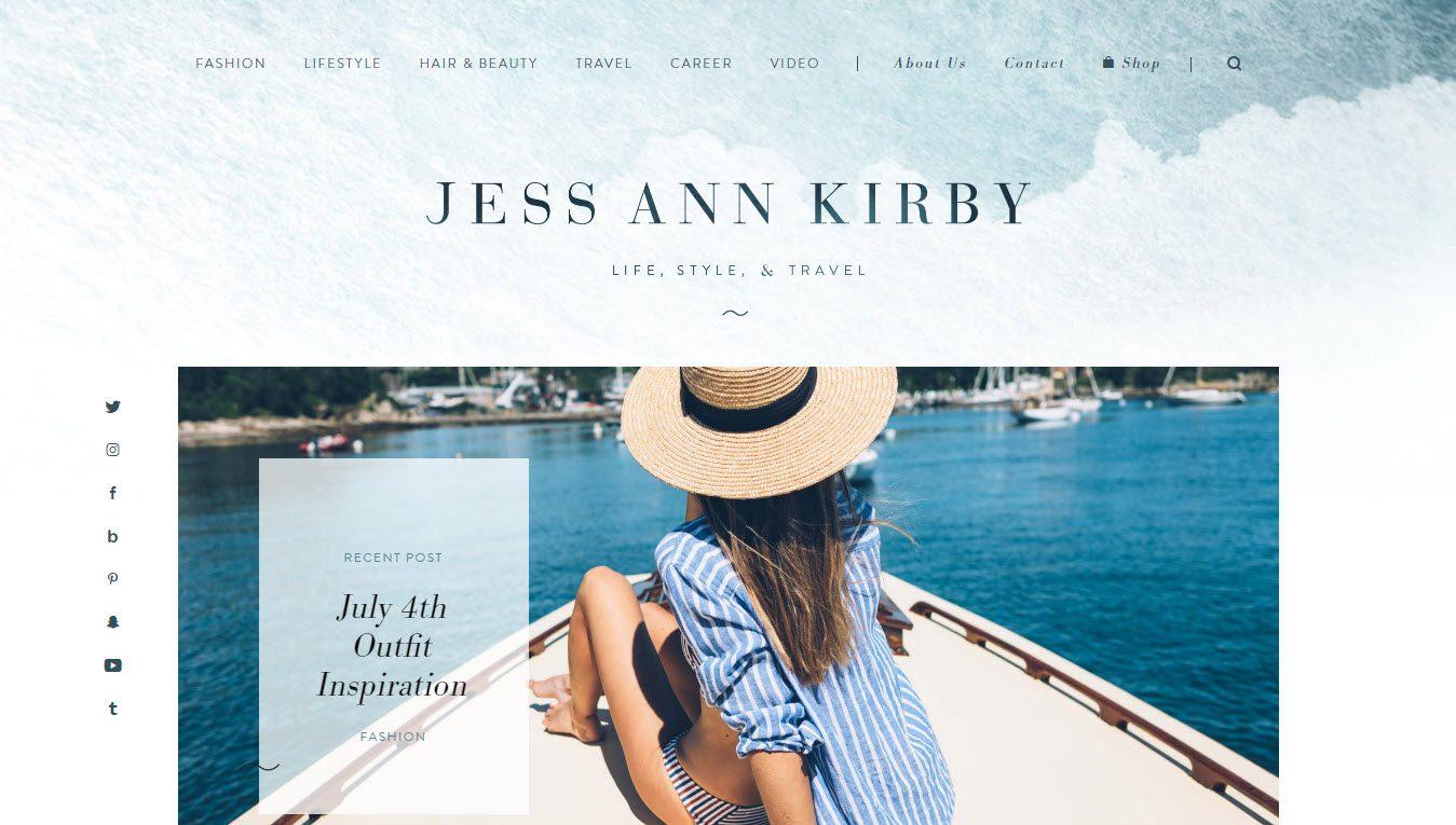 Jess Ann Kirby