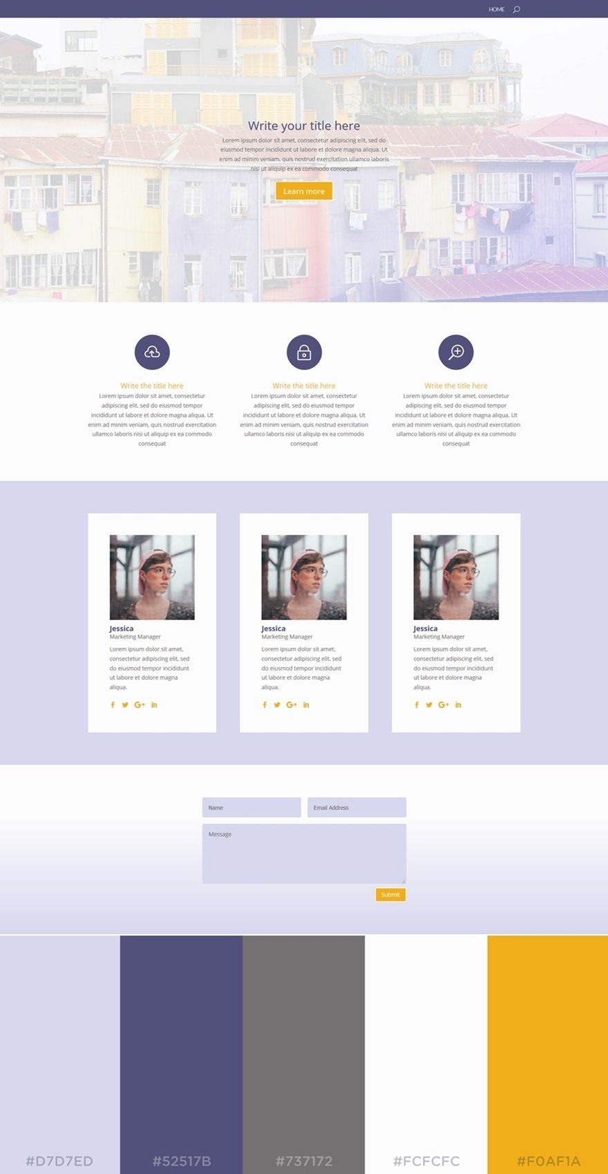 How To Apply Color Palettes To Your Divi Website 20