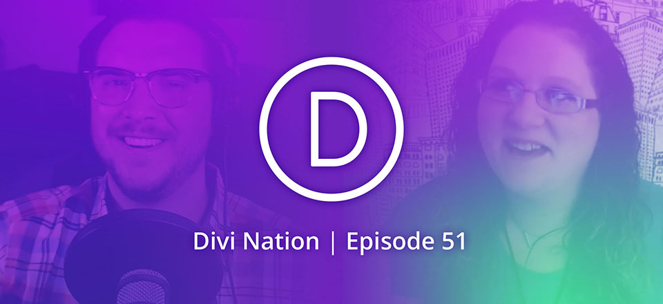 """Find Your Web Design """"Superpower"""" with Christina Drawdy – The Divi Nation Podcast, Episode 51"""