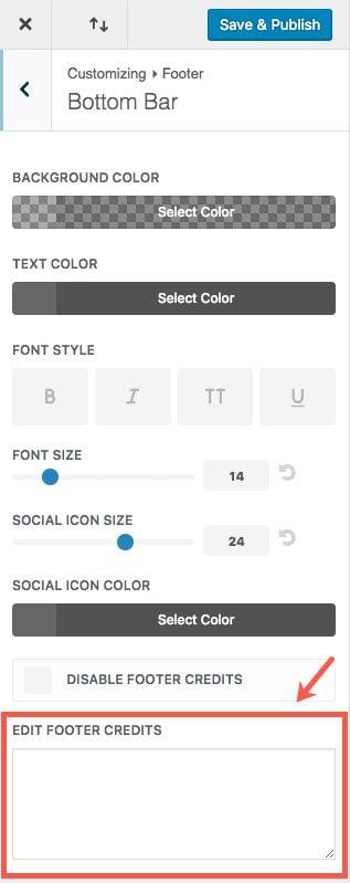 By Photo Congress || Divi Theme Font Size