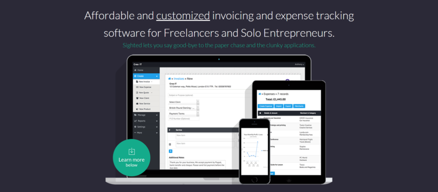 pin it on pinterest elegant themes 10 free invoice software