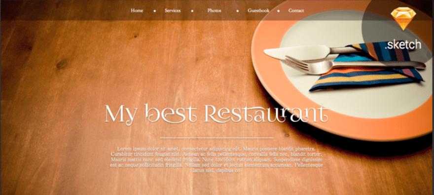 My Best Restaurant