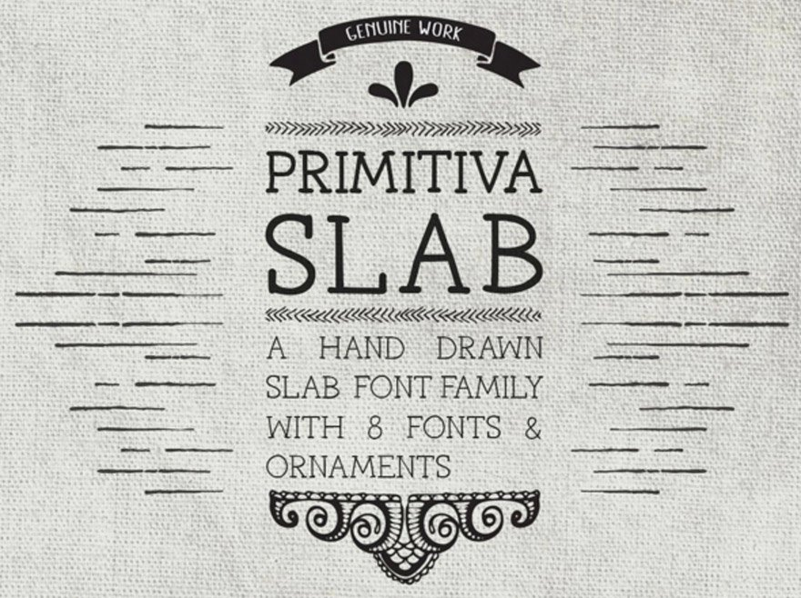 Free and Paid Hipster Fonts