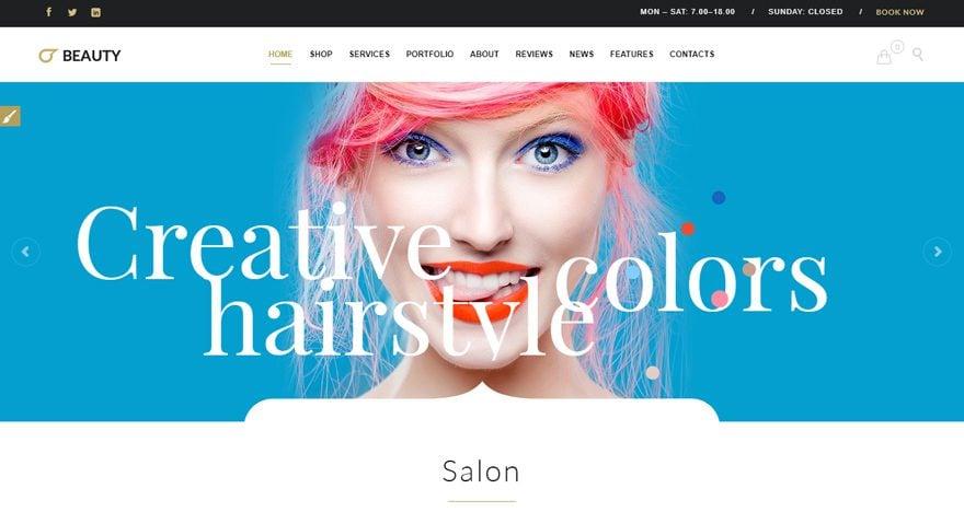 Best WordPress Themes for Spas