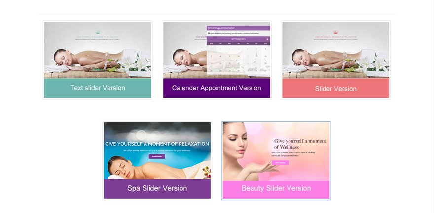 Best WordPress Themes for Spas