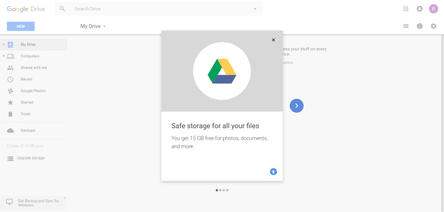 How to Create a Google Drive Backup of Your WordPress