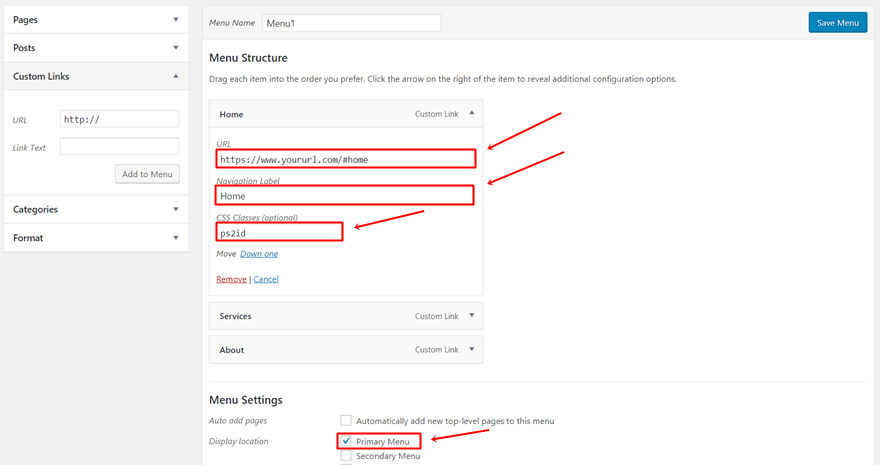 How to Create Active Links on Scroll for One-Page Divi