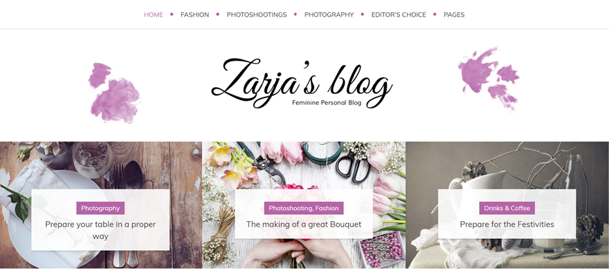 12 cute themes for wordpress users in 2017 elegant themes blog