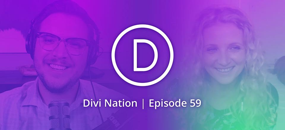 Meet Elegant Themes' New Staff Photographer Joy Boseva – The Divi Nation Podcast, Episode 59