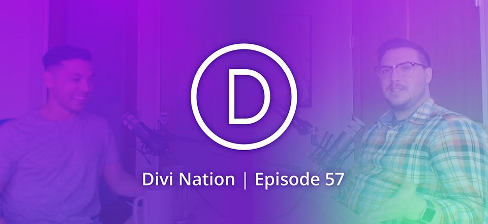 "Meet Elegant Themes' ""New"" Director of Design Kenny Sing – The Divi Nation Podcast, Episode 57"