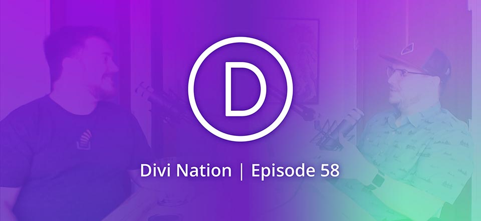 Working Up an Appetite for Knowledge with Travis Seitler – The Divi Nation Podcast, Episode 58