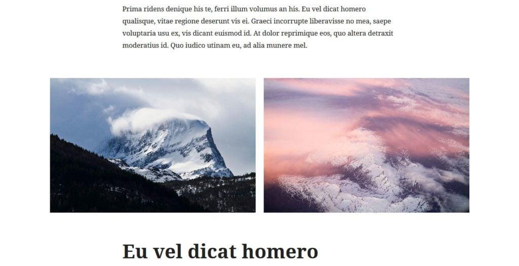 gutenberg editor sample post