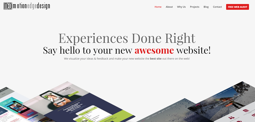 14 Examples of Awesome Web Design Websites Built With Divi | Elegant ...