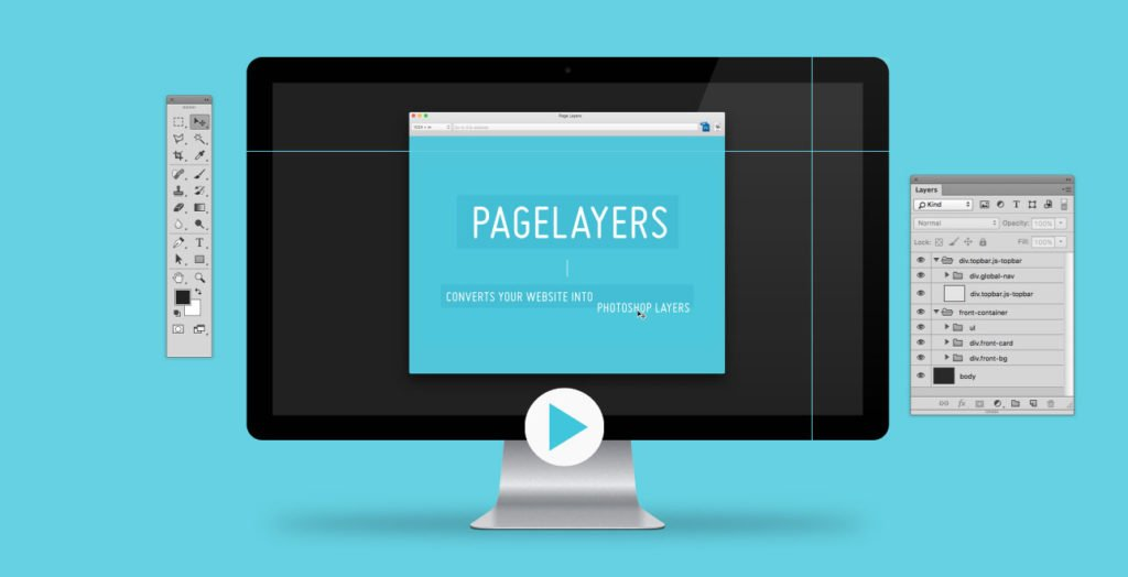 page layers photoshop plugins