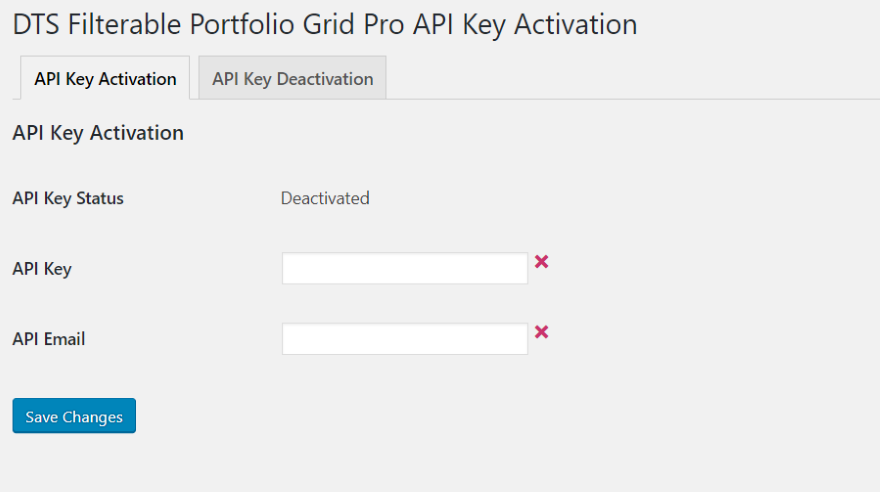 Divi plugin highlight dts filterable portfolio grid pro elegant themes blog - Api key divi ...