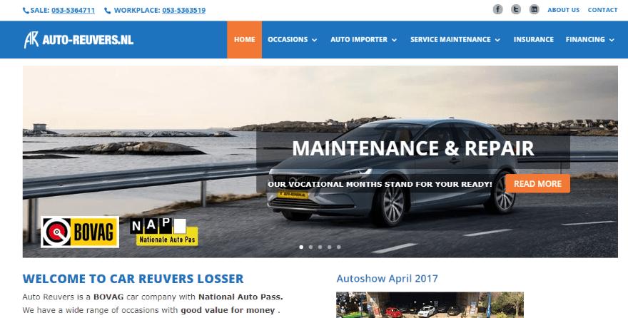 11 Car Sales Websites Created with WordPress   Elegant Themes Blog