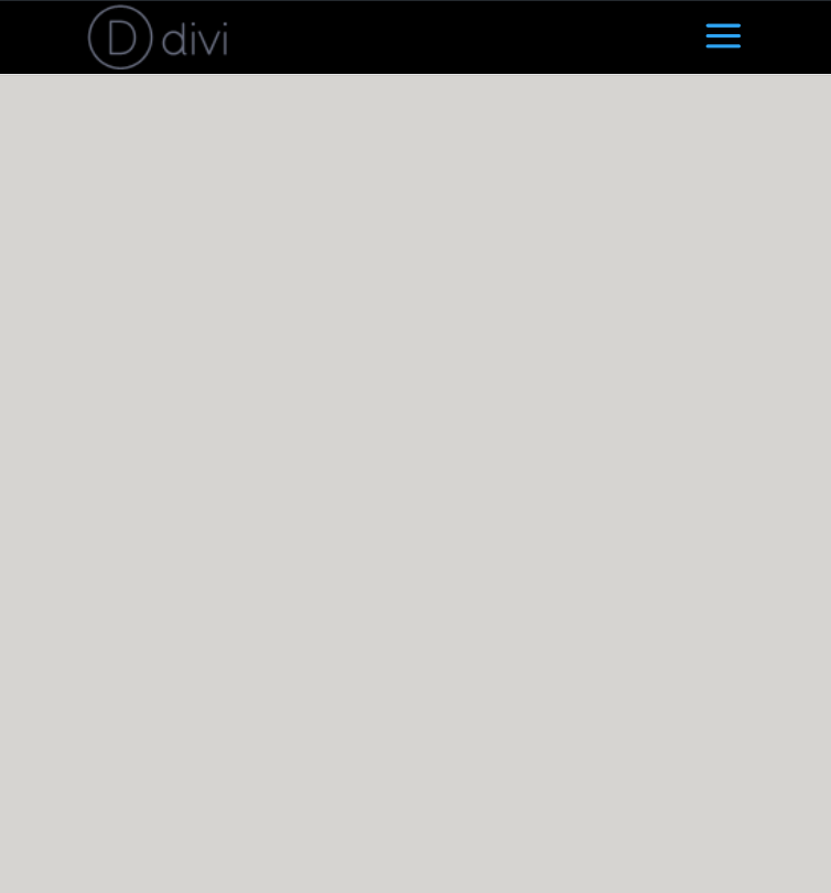 mobile menu bar