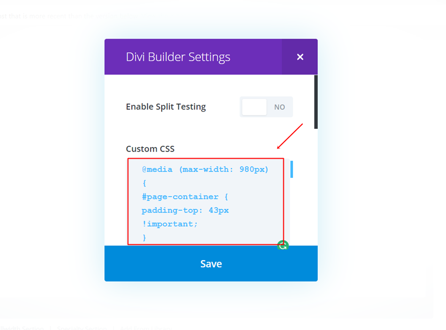 How to match your desktop mobile menu bar with divi - Divi mobile menu ...