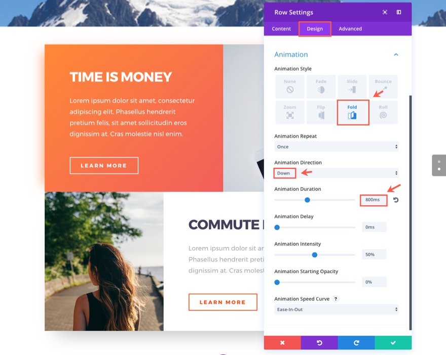 How to Use Divi's New Animation Effects | Elegant Themes Blog