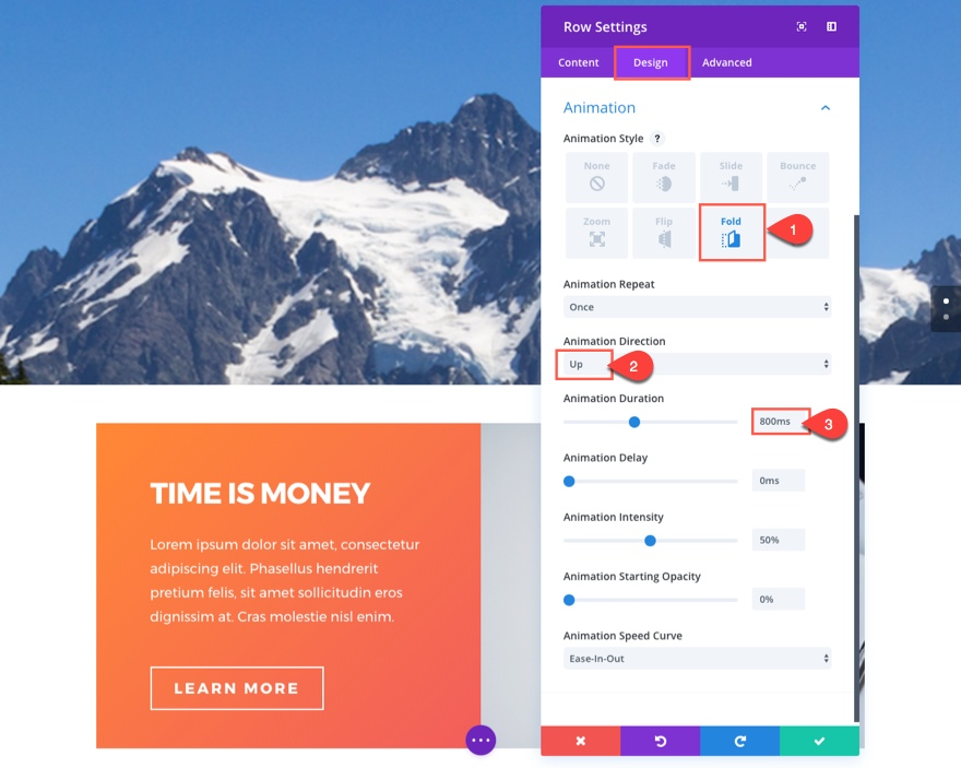 How To Use Divi S New Animation Effects Elegant Themes Blog