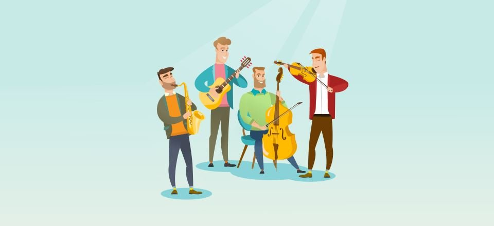 10 Divi Child Themes for Musicians