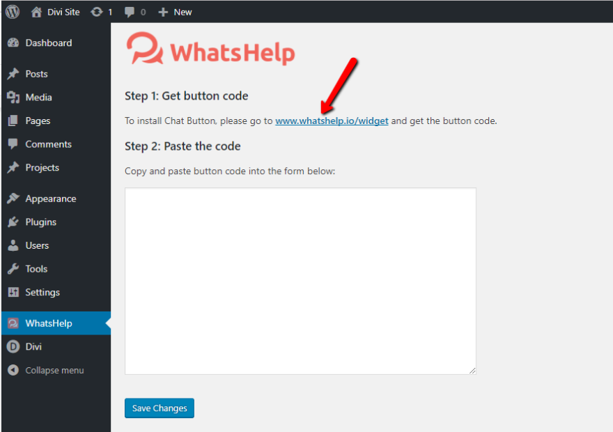 how to make live chat in php