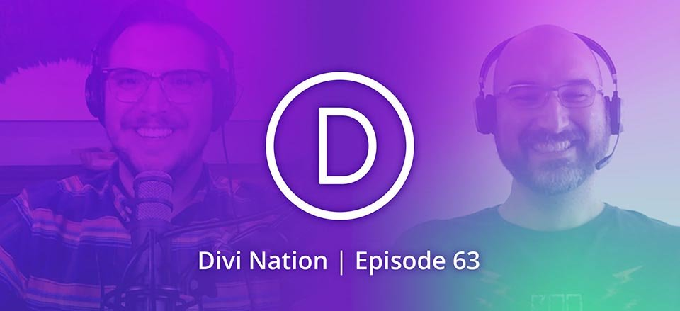 Establishing a Divi Powered Side Hustle with Jared McDowell – The Divi Nation Podcast, Episode 63