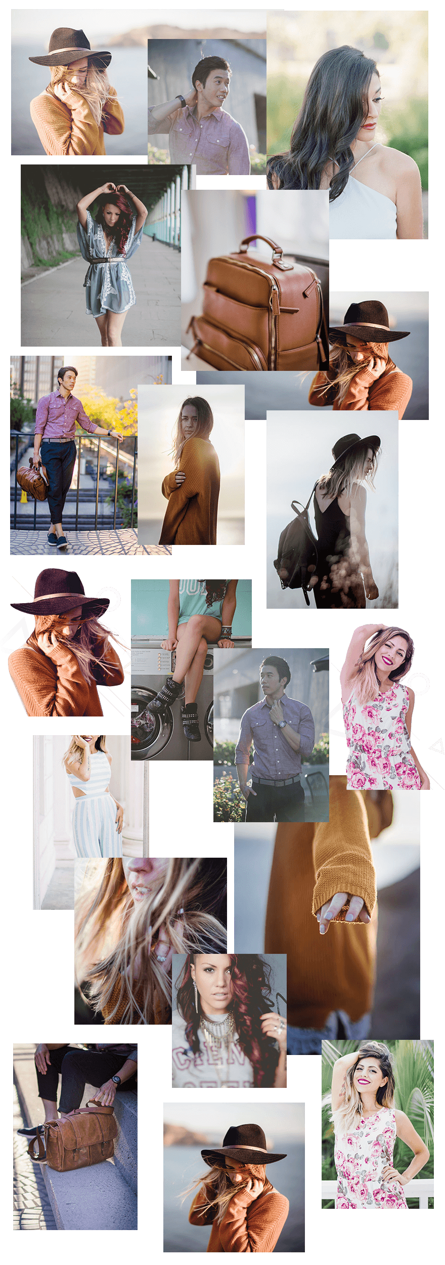 fashion-collage