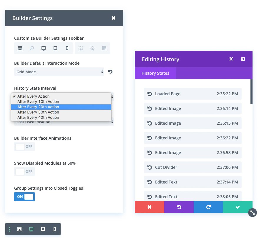 Divi Feature Update Introducing The New Customizable