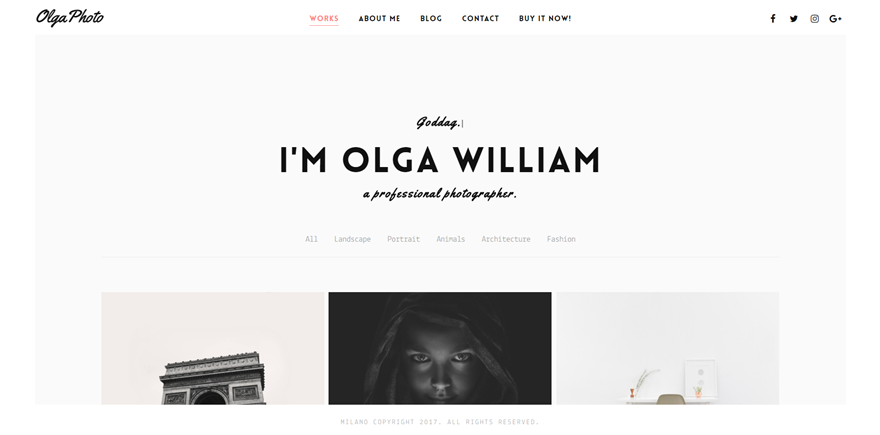 10 Cool Themes to Check Out Before Creating Your Next WordPress