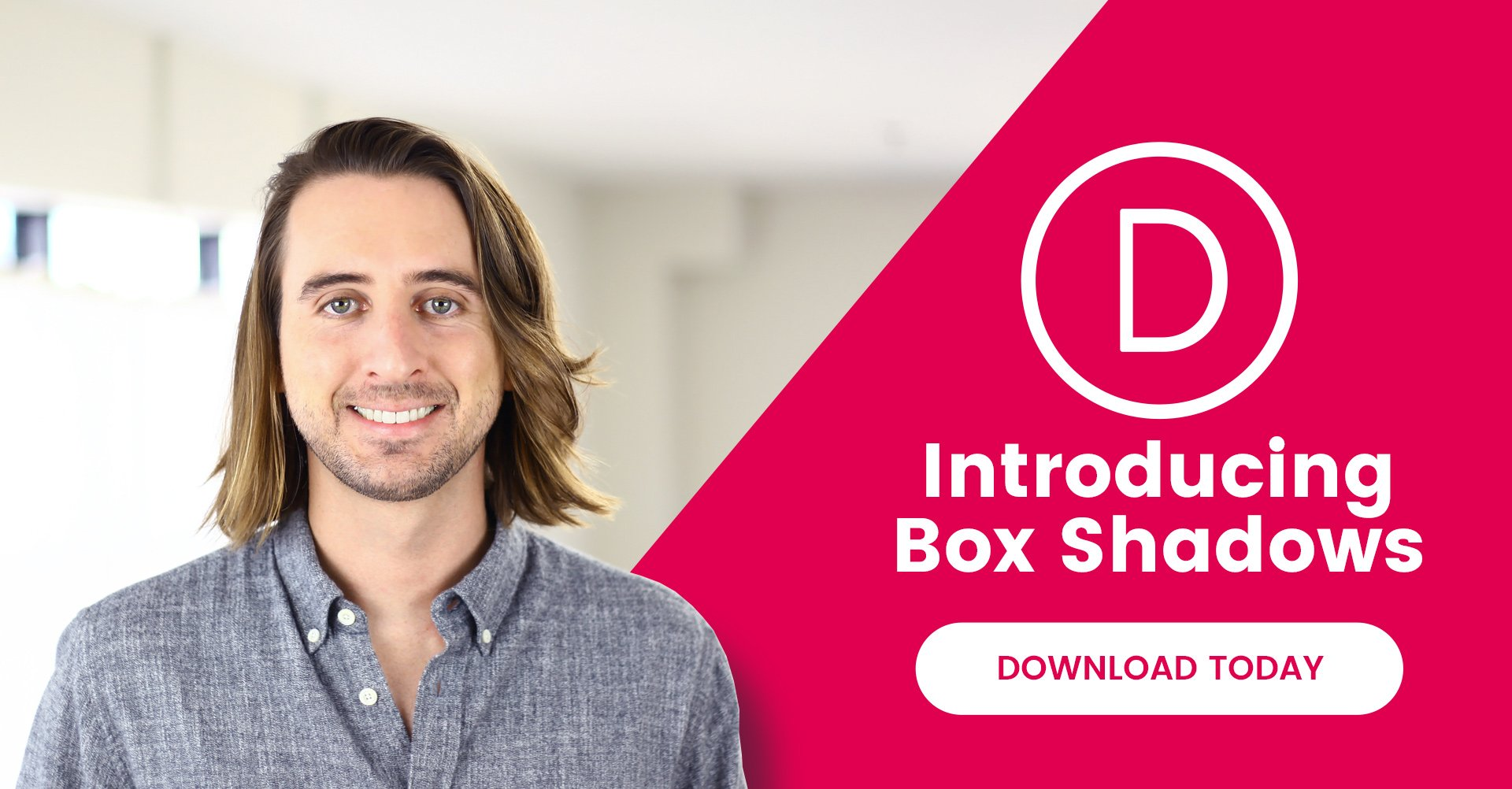 Divi Feature Update! Introducing Box Shadow Controls For All Modules, Rows And Sections!