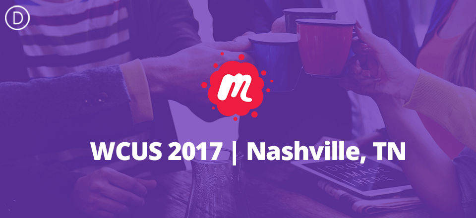 Join us for WordCamp US 2017 in Nashville, Tennessee December 1-3