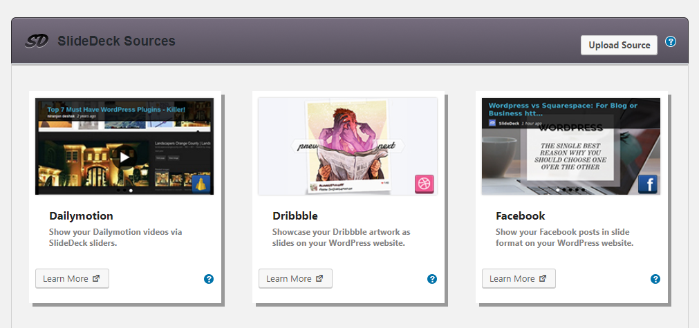 add dribbble to wordpress