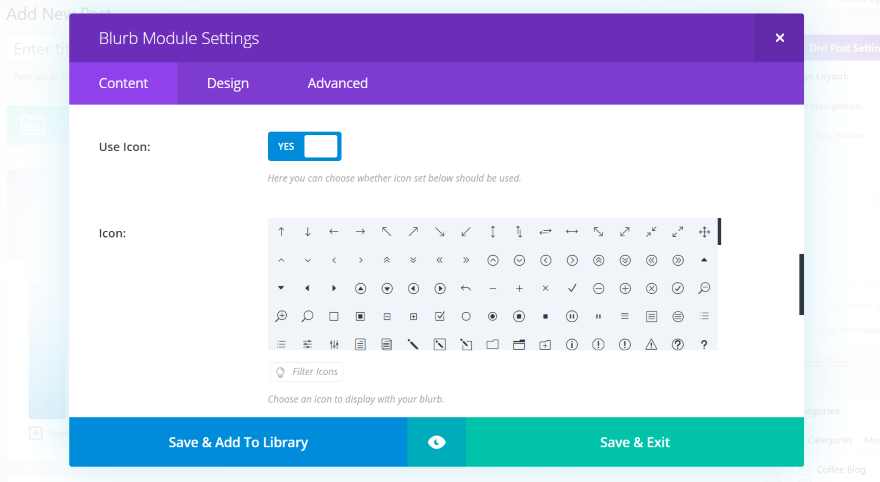 Divi Menu Icons without Plugins or Font Awesome - Divi Space