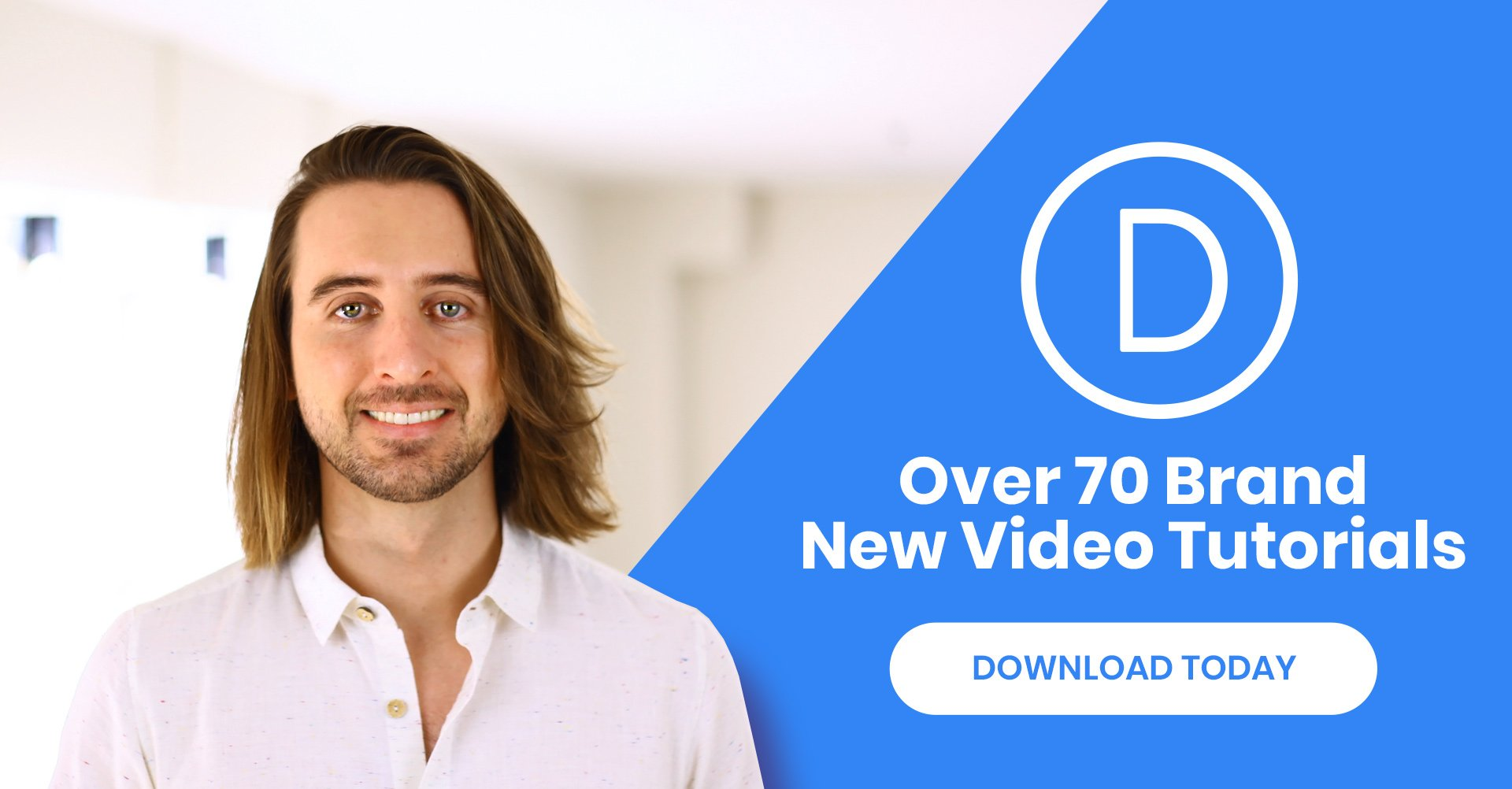 Introducing Over 70 Brand New Divi Video Tutorials For You And Your Clients