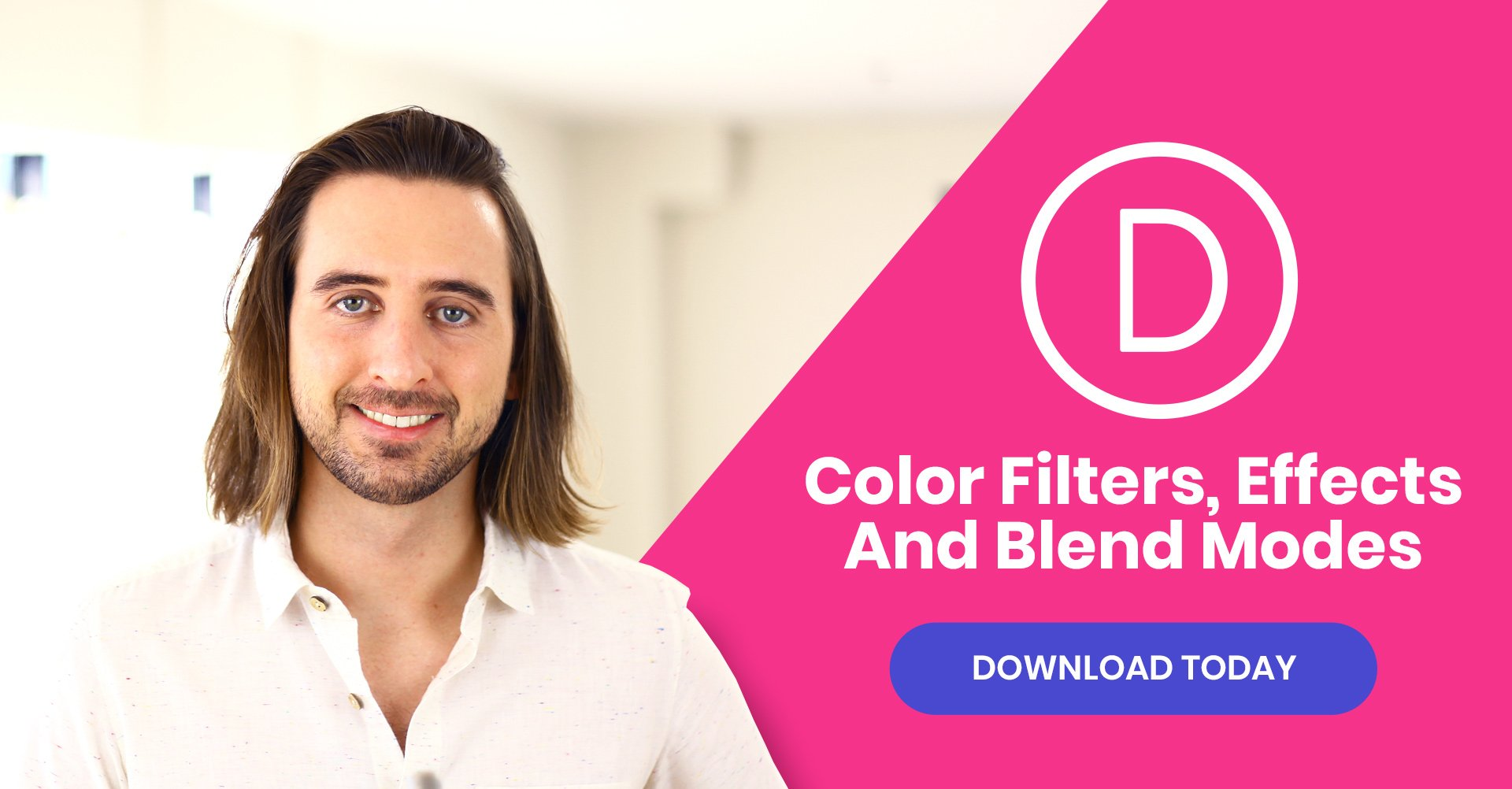 Divi Feature Update! Introducing Color Filters, Effects And Blend Modes For All Images, Modules, Rows and Sections