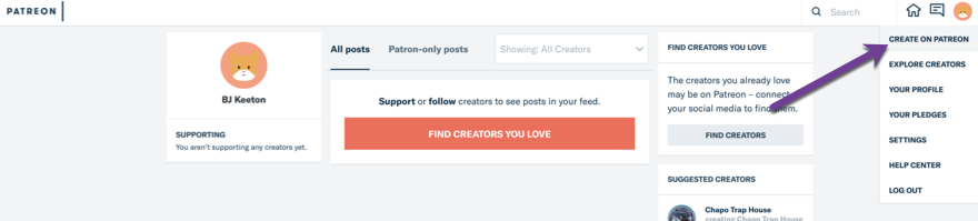 How to Create a Patreon Membership Site on WordPress