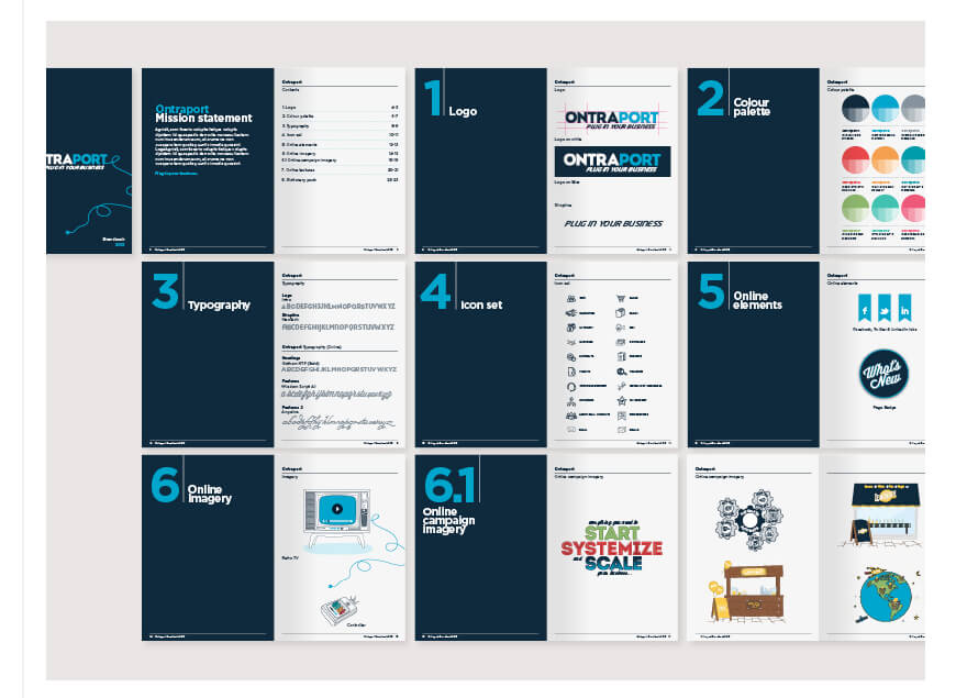 Ontraport Brand Guidelines