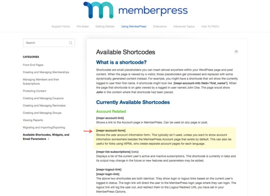 How to Design Custom Account Pages for WooCommerce, EDD, Memberpress