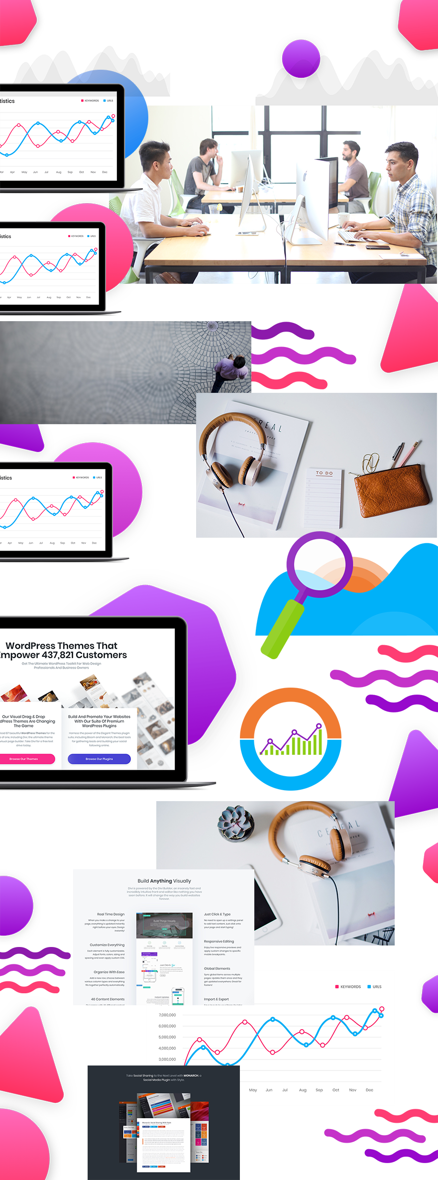 Download a free goal oriented seo layout pack for divi - Divi builder 2 0 7 ...