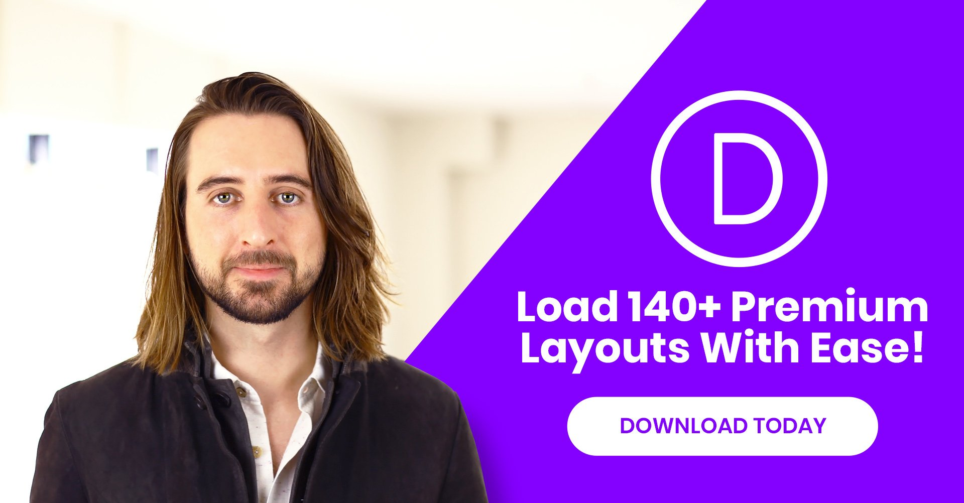 Over 140 Amazing Divi Layouts Now Available Right Inside The Divi Builder