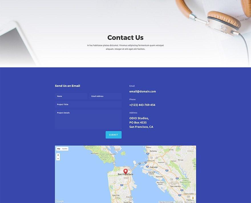 Download a Stunning Free Web Agency Divi Layout Pack | Elegant