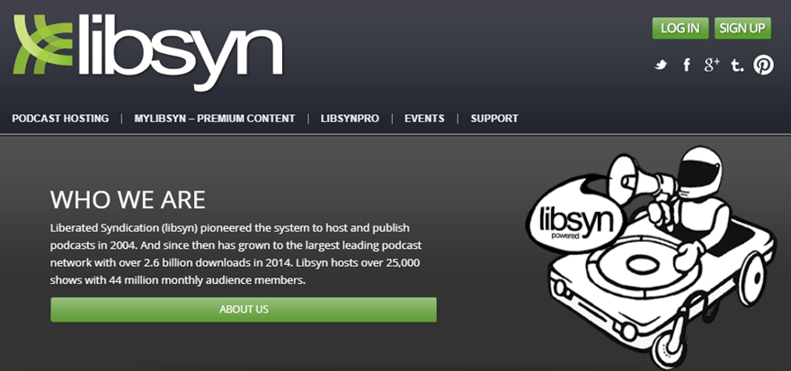 How to Use Libsyn to Podcast with WordPress | Elegant Themes
