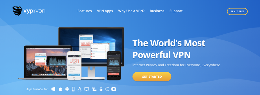best vpn for wordpress users