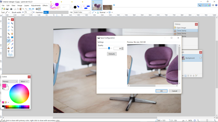 Paint NET: A Free and Simple Photoshop Alternative for