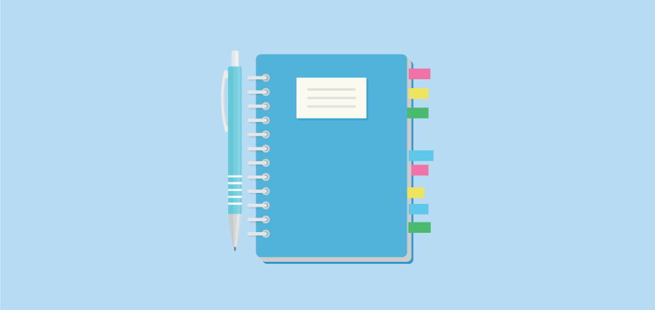 12 Tips on Bullet Journaling for Web Designers