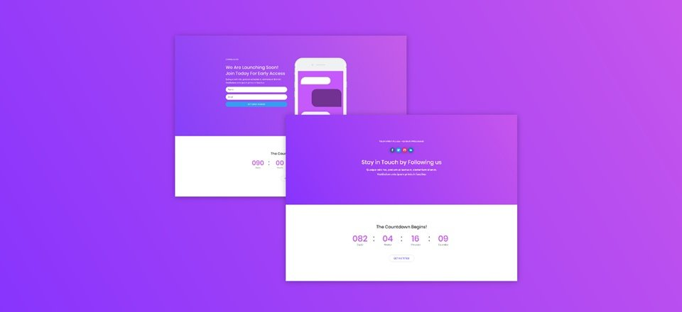 How to Make a Social Follow Prompt Appear After Visitors Subscribe with Divi's Software Marketing Layout Pack