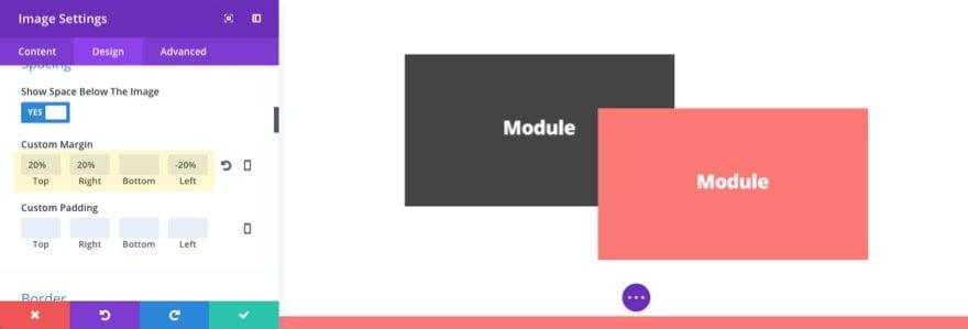 right module