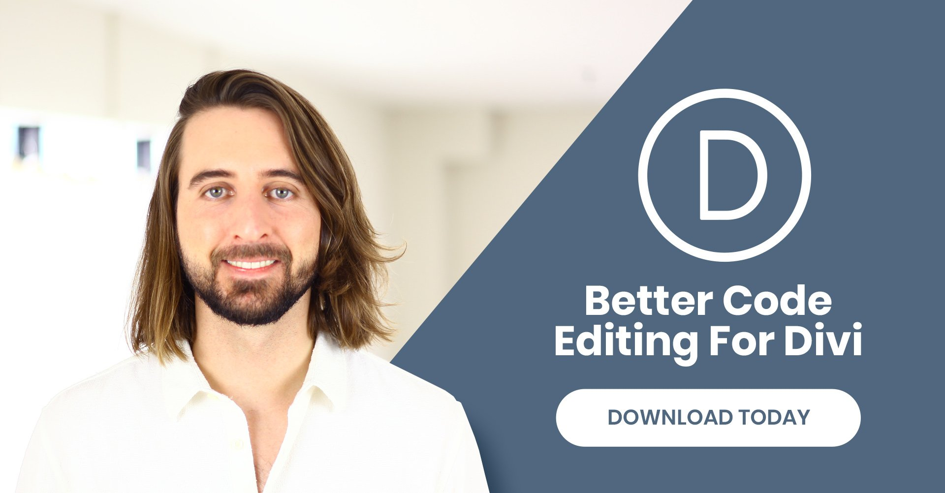 Developers Rejoice! Introducing Better Code Editing For Divi
